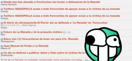 ¿Hay base legal para cerrar Forocoches y Burbuja.info tras la filtración de los datos de la víctima de La Manada?