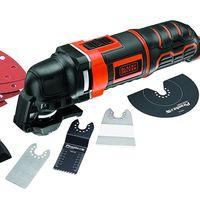 El pack de multiherramienta oscilante Black & Decker MT300KA-QS está rebajado a 59,95 euros con envío gratis en Amazon