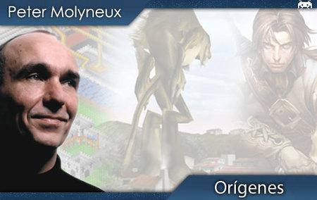 'The Entrepreneur', el primer juego de Peter Molyneux