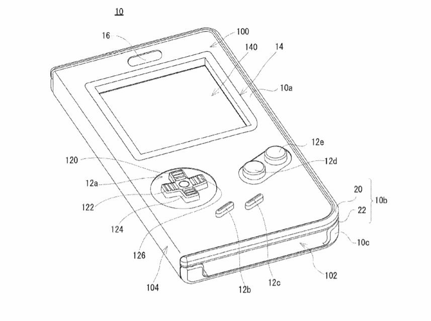 Nintendo ha patentado una carcasa de Game Boy para dispositivos como el iPhone