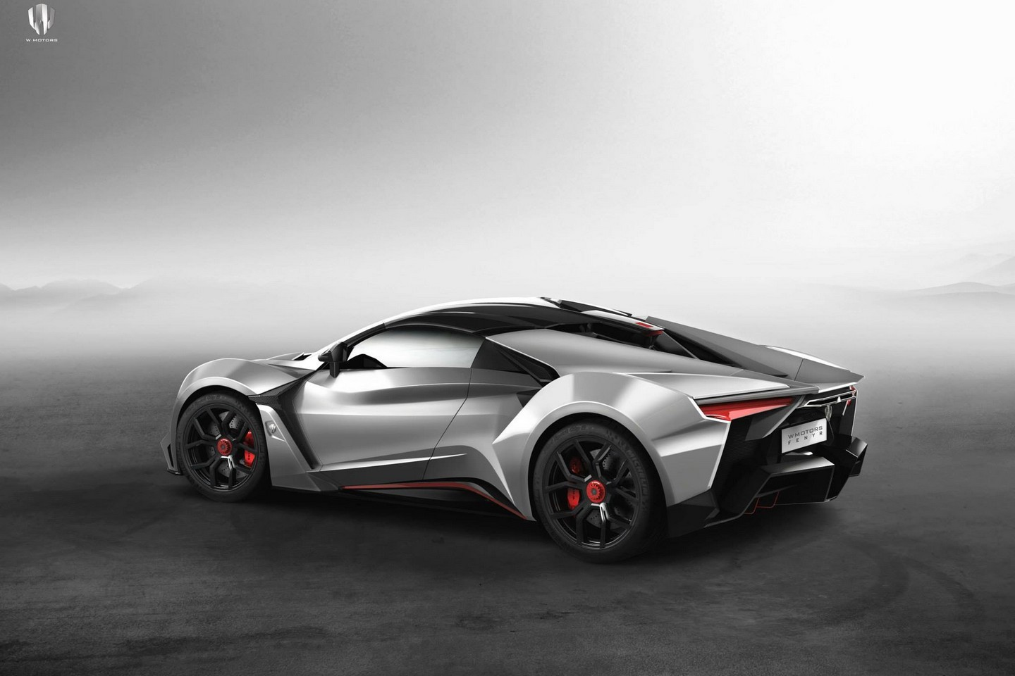 Foto de W Motors Fenyr Supersport (5/9)
