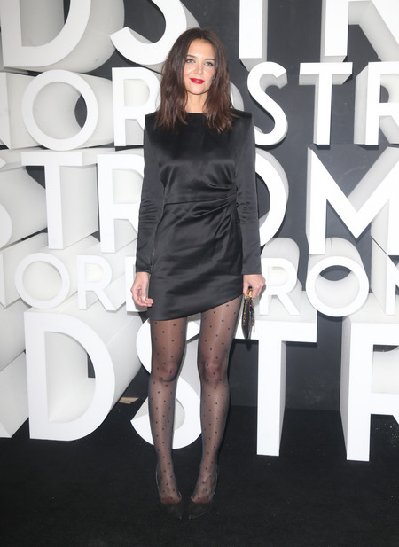 Katie Holmes nordstrom alfombra roja