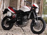 Moto Morini Scrambler 1200 para 2009
