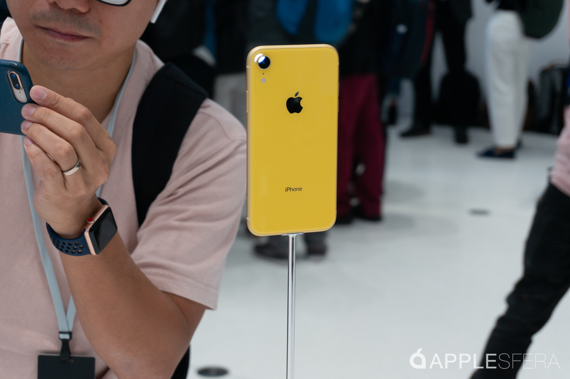 Foto de Apple Watch Series 4, iPhone XS, iPhone XS Max y iPhone XR (33/41)