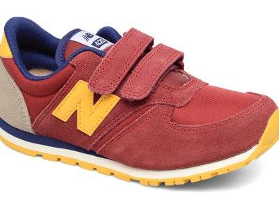 Sarenza ha rebajado un 50% estas zapatillas New Balance Ke420 para niños a sólo 36,50 euros