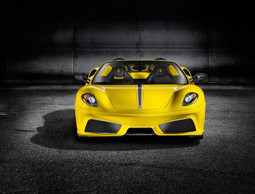 Foto de Ferrari F430 Scuderia Spider 16M (1/15)