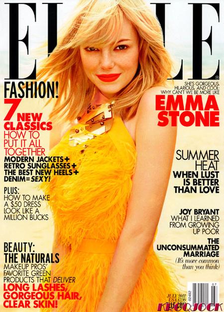 Emma Stone  elle