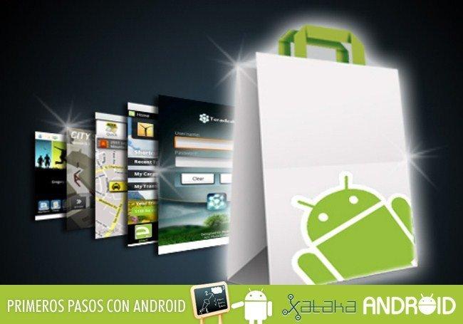 Comprar en el Android Market