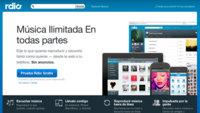 Rdio ya está disponible en España, más música en streaming