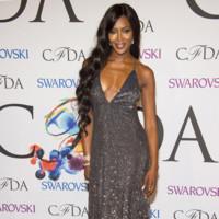 Naomi Campbell CFDA Awards 2014
