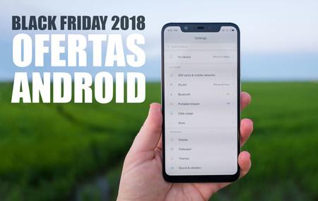 Black Friday 2018, móviles, tablets y accesorios Android: ofertas de hoy 23 de noviembre