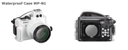 Waterproof Case WP-N1