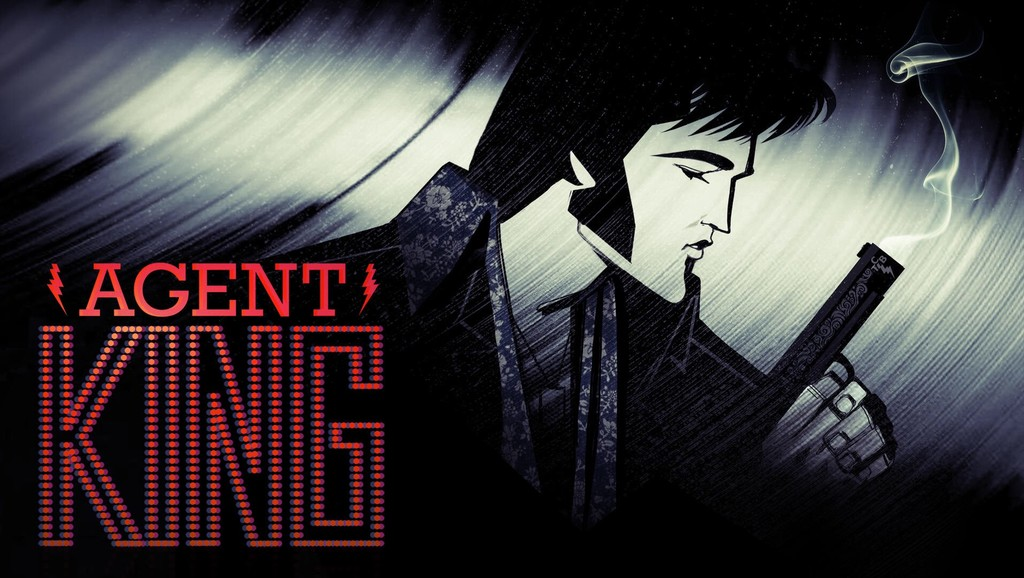 Netflix announces 'Agent King': Elvis Presley is a secret agent in a new animated comedy