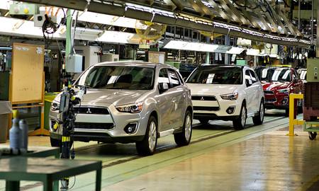 Mitsubishi factoría