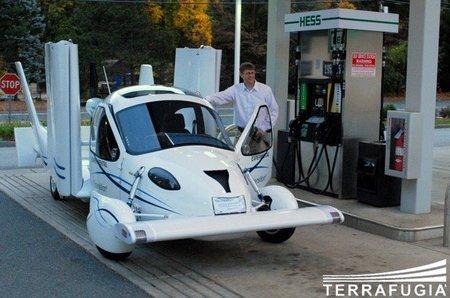"Terrafugia Transition: el ""coche"" que vuela"