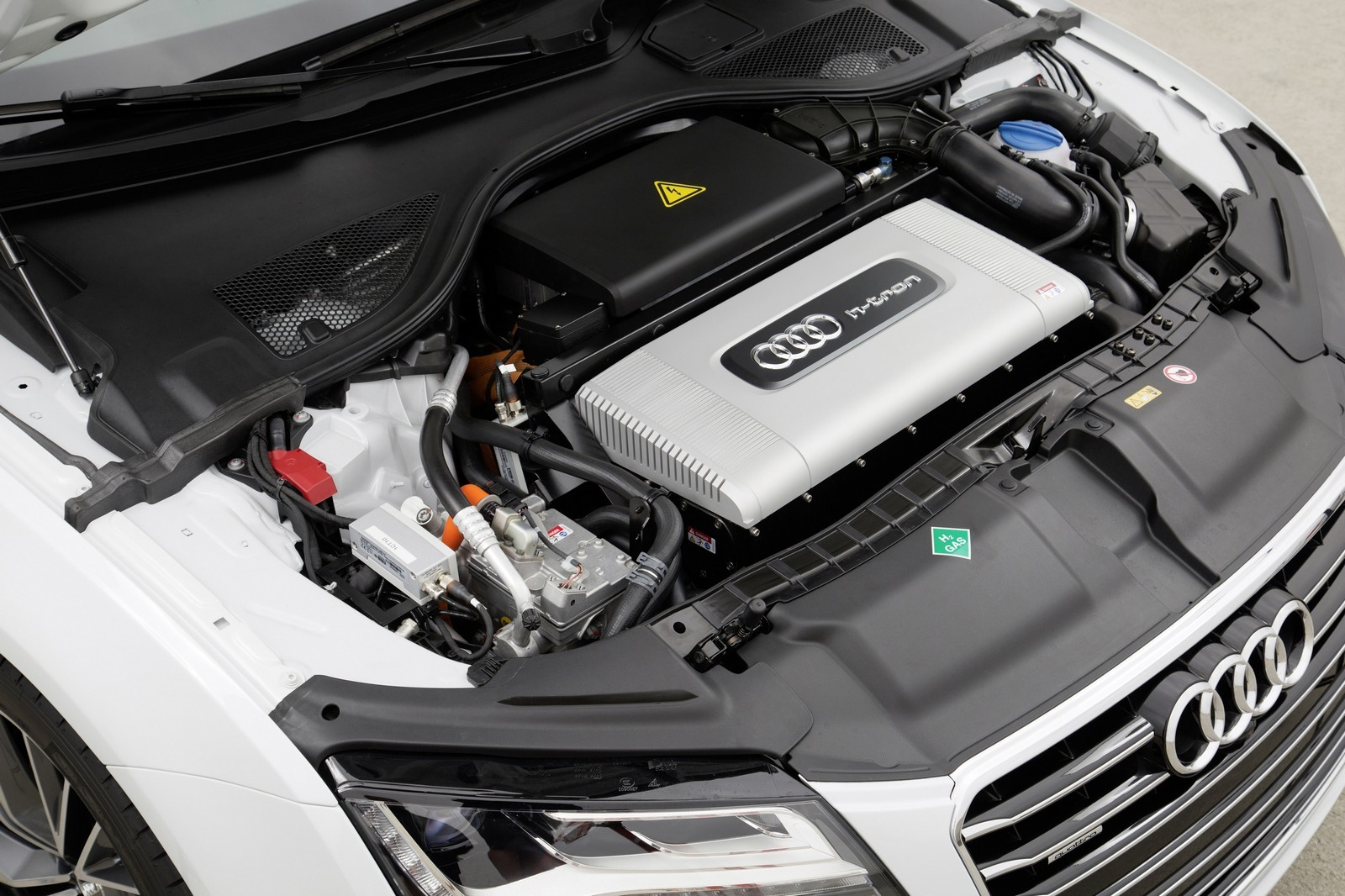 Foto de Audi A7 Sportback h-tron quattro (38/49)