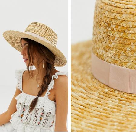 Sombrero Paja Asos