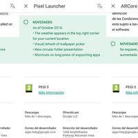 Google no quiere que estimes las ventas del Pixel según Google Play: sus apps exclusivas, con 1-5 descargas
