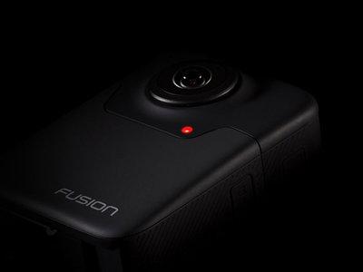 Fusion es la primera cámara de acción de GoPro que graba contenidos en 360 grados