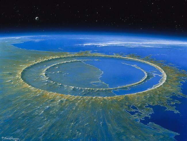 Investigadores de la UNAM determinan el tiempo que tardó la vida en recuperarse tras el impacto que acabó con los dinosaurios