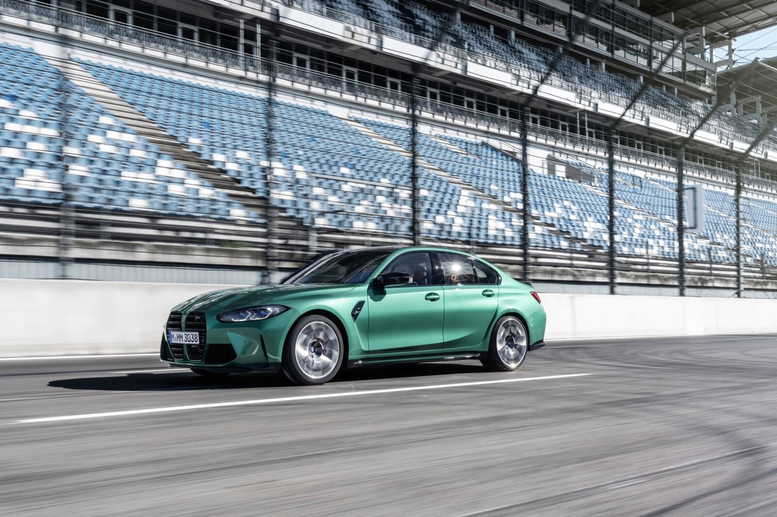 Foto de BMW M3 Competition 2021 (34/40)