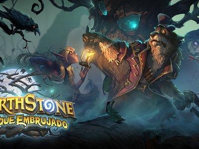 El Bosque Embrujado será la próxima expansión de Hearthstone con más de 130 cartas nuevas