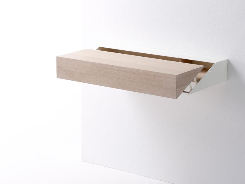 Foto de Deskbox, escritorio plegable y minimalista (3/7)
