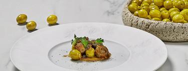 Cinco recetas de grandes chefs para convertir la aceituna en la protagonista del plato