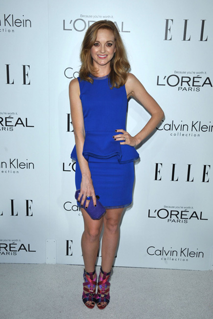 fiesta Elle Women in Hollywood 2012