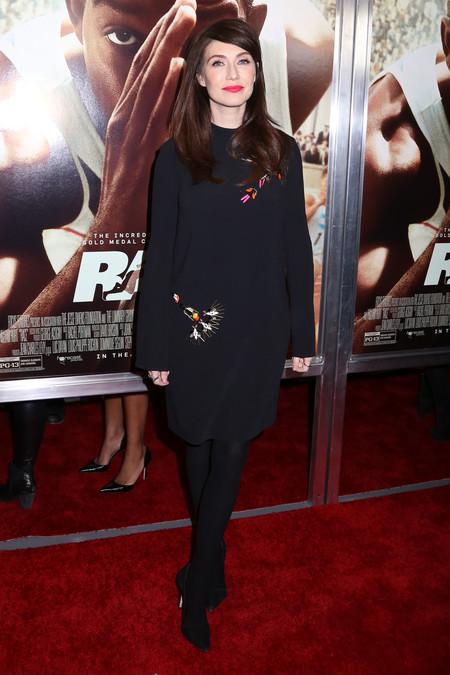 juego de tronos estilismo look alfombra roja actrices Carice van Houten
