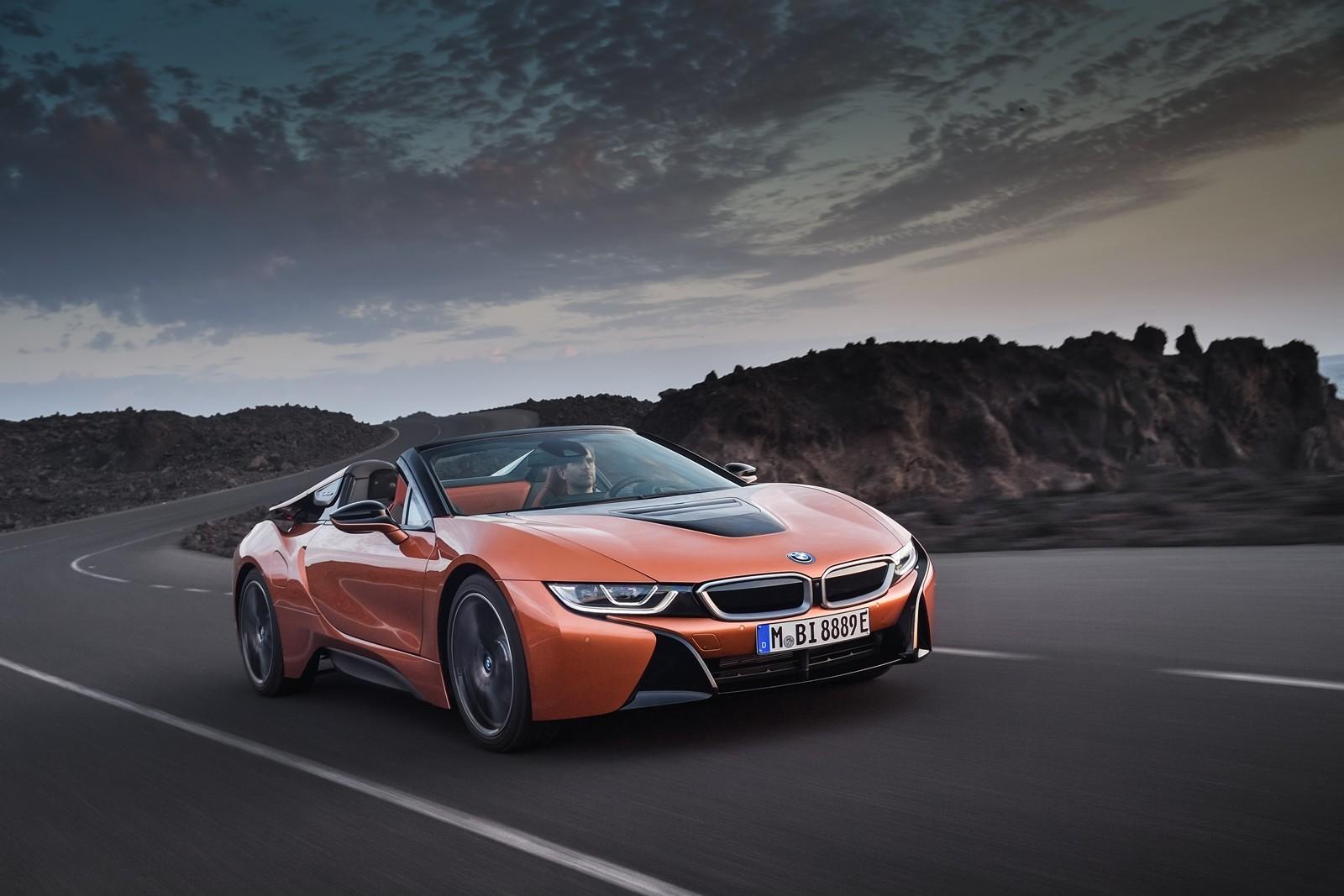 Foto de BMW i8 Roadster (1/22)
