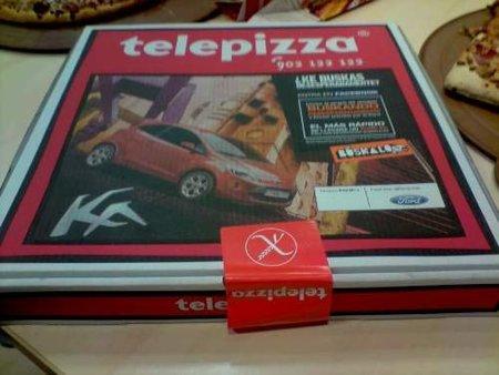 Telepizza celebra la semana del celíaco