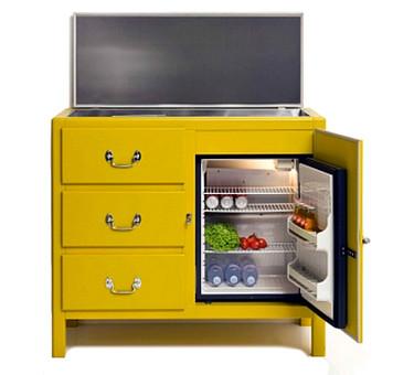 Minicocinas Meneghini Mini-kitchen