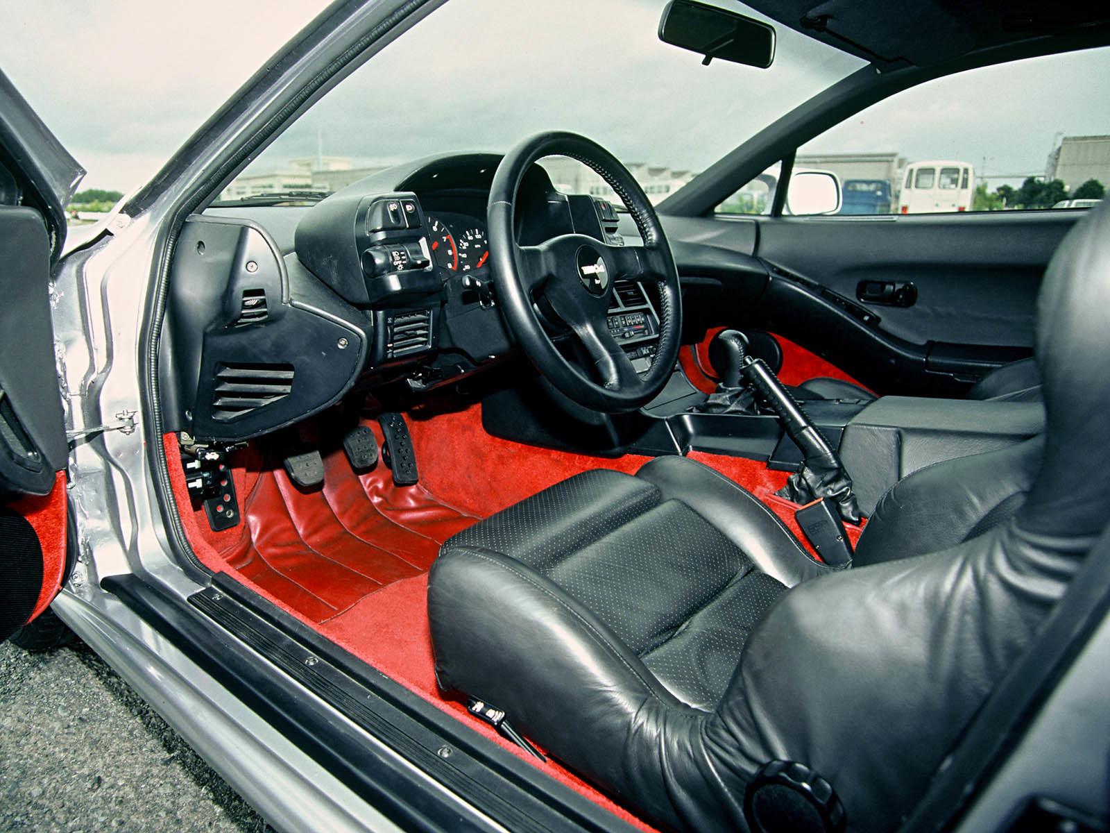 Foto de Nissan MID-4 II 1987 (15/20)