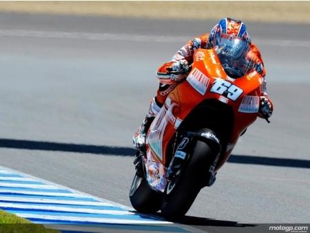 Nicky Hayden o la maldición de la segunda Ducati