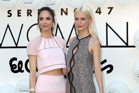 Poppy Delevingne y Eugenia Silva inauguran El Corte Inglés que todas hemos soñado, dedicado sólo a moda femenina