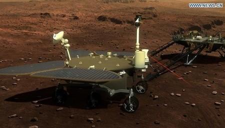 Buscando un nombre para la primera misión china a Marte: se barajan 8