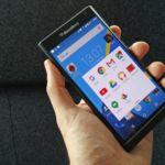 Argon, Neon y Mercury son los nombres de los siguientes móviles de BlackBerry