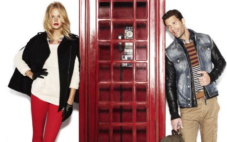 Y un poquito más de la campaña de Blanco Otoño-Invierno 2012/2013: Londres está de moda