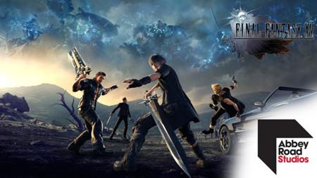 ¡Atención fataticos de FF! Ya pueden ver el concierto en vivo de Final Fantasy XV en Abbey Road Studios