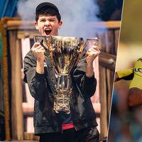 Ganar un torneo de Fortnite: 3.000.000$. Ganar el Tour de Francia: 500.000$