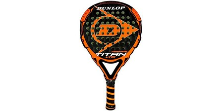 Dunlop Titan Ltd Orange