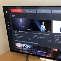 YouTube renueva el diseño de su aplicación en tvOS