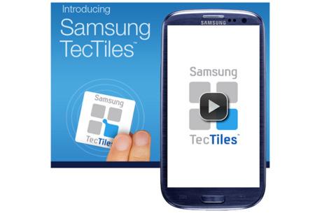 Samsung actualiza su aplicación para programar etiquetas NFC