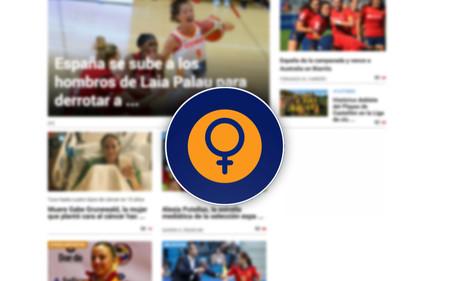 Esta extensión para Chrome cambia las portadas de As o Marca para que muestren la actualidad del deporte femenino