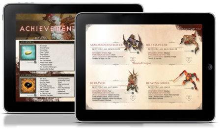 Diablo III guía oficial interactiva para iPad, sólo en inglés