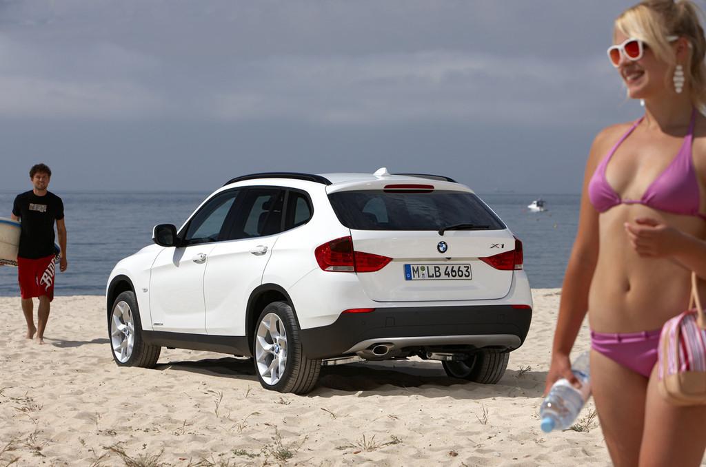 Foto de BMW X1 (49/120)