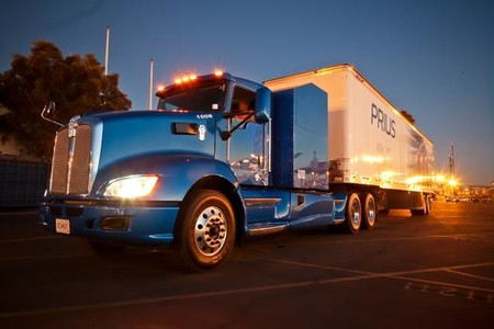 Toyota construye la primera estación de hidrógeno y generación de energía en Long Beach, California