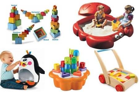 Ideas de regalos de Navidad  para niños de uno a dos años d51f3456968