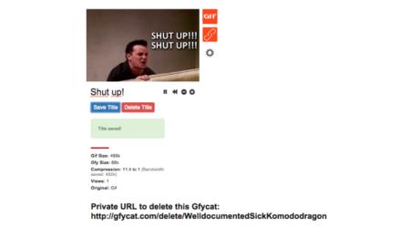 Gfycat: que el tamaño de un GIF animado no sea una limitación para compartirlo